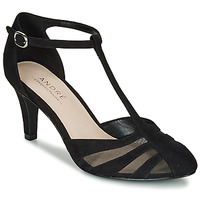 Shoes Women Heels André FALBALINE Black
