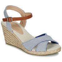 Shoes Women Sandals André PAULETTA Marine