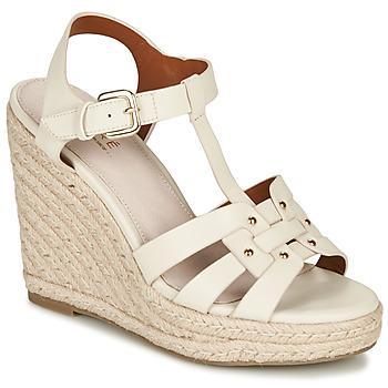 Shoes Women Sandals André PERLINE White