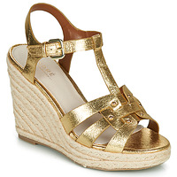 Shoes Women Sandals André PERLINE Gold