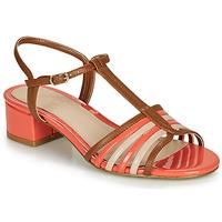 Shoes Women Sandals André PARISETTE Multicolor