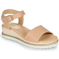 Shoes Women Sandals André PAULEEN Nude