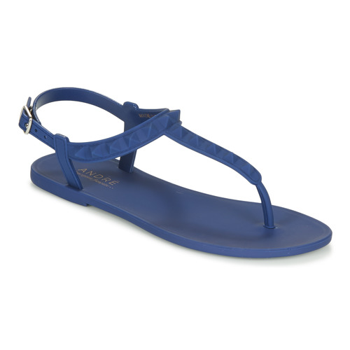 Shoes Women Sandals André HADEWIG Marine