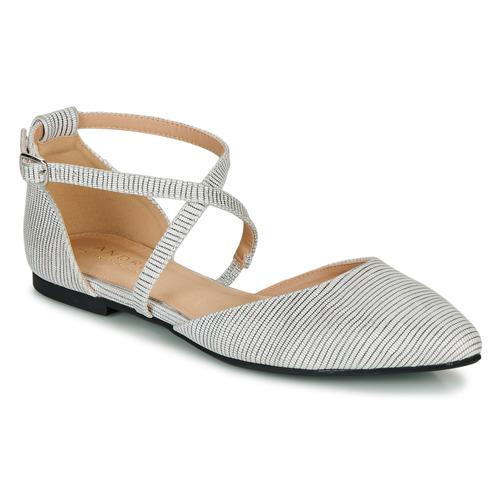 Shoes Women Flat shoes André MARTHA Blue