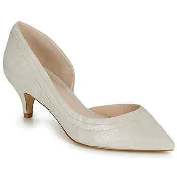 Shoes Women Heels André JACLYN Silver