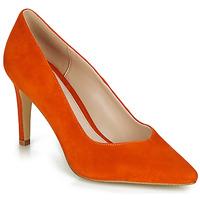 Shoes Women Heels André BETH Orange
