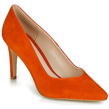Shoes Women Heels André BETH Orange