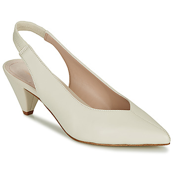 Shoes Women Heels André JAYLYN White