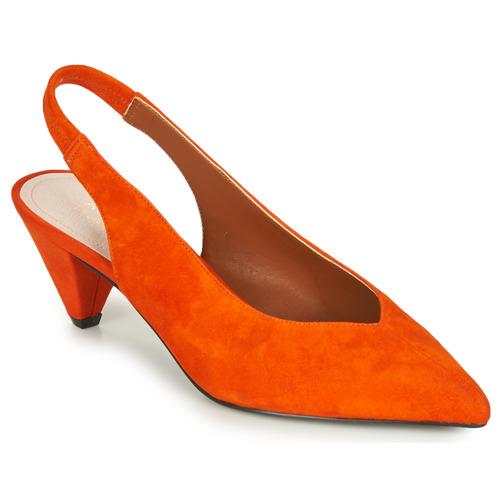 Shoes Women Heels André JAYLYN Orange