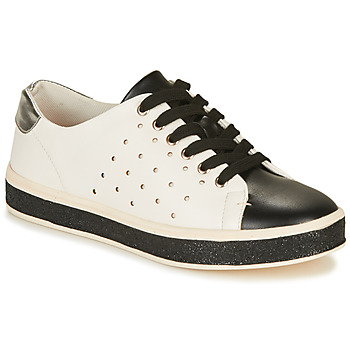 Shoes Women Low top trainers André PENNY White