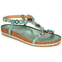 Shoes Women Sandals André ETHEL Blue