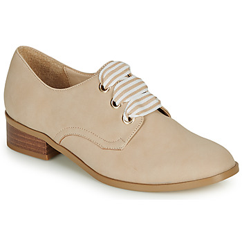 Shoes Women Derby Shoes André MONTSERRAT Beige