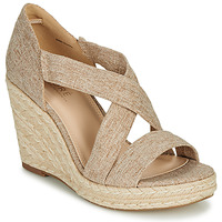 Shoes Women Heels André PERMELIA Beige