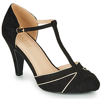 Shoes Women Heels André JULIETTE Black