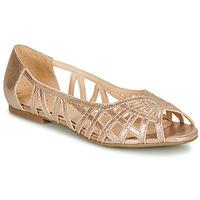 Shoes Women Flat shoes André PRISCILA Gold