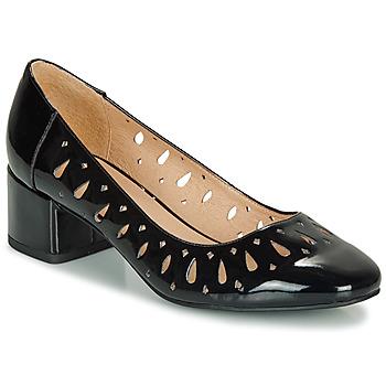 Shoes Women Flat shoes André JOZEFA Black / Varnish