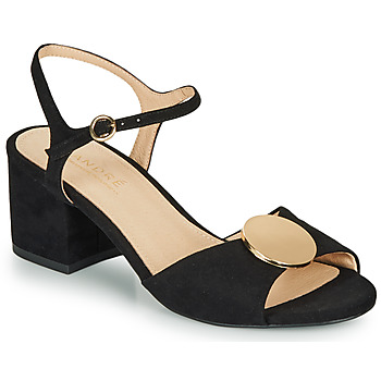 Shoes Women Sandals André JEANETTE Black