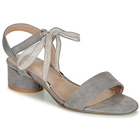 Shoes Women Sandals André PAULENE Grey