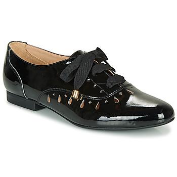 Shoes Women Derby Shoes André JUNIA Black / Varnish