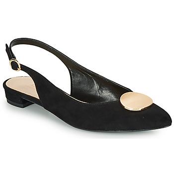 Shoes Women Flat shoes André JACQUOTTE Black