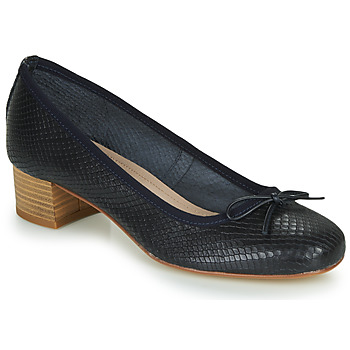 Shoes Women Flat shoes André POEME Marine