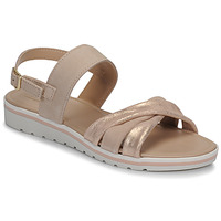 Shoes Women Sandals André POLINE Nude