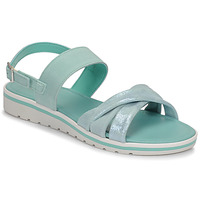 Shoes Women Sandals André POLINE Blue