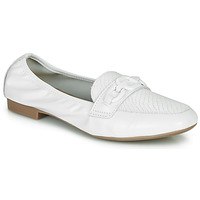 Shoes Women Loafers André MAYRA White