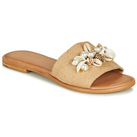 Shoes Women Sandals André PENE Beige