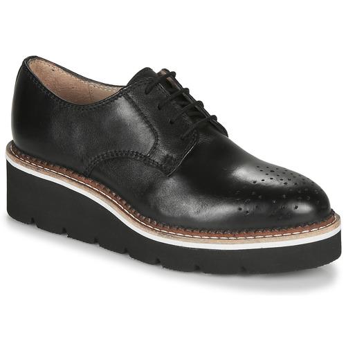 Shoes Women Derby Shoes André EMELINA Black
