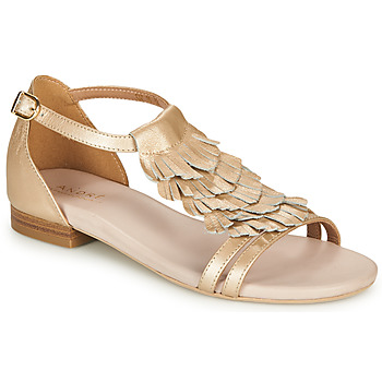 Shoes Women Sandals André BRIANA Gold