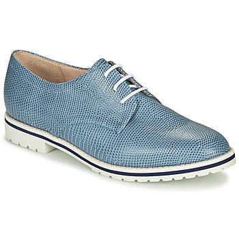 Shoes Women Derby Shoes André CICERON Blue