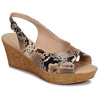 Shoes Women Sandals André DESTINEE Beige