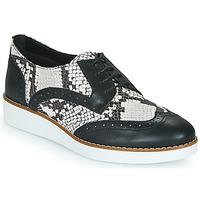 Shoes Women Derby Shoes André CAROU Beige