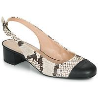 Shoes Women Flat shoes André POEMETTE Beige