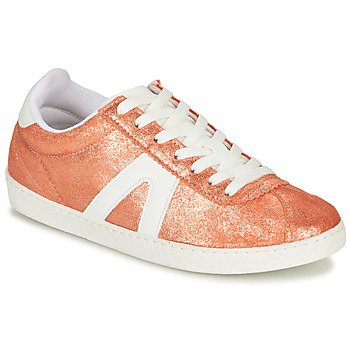 Shoes Women Low top trainers André SPRINTER Pink