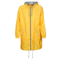 Clothing Women Parkas Petit Bateau SHINE Yellow