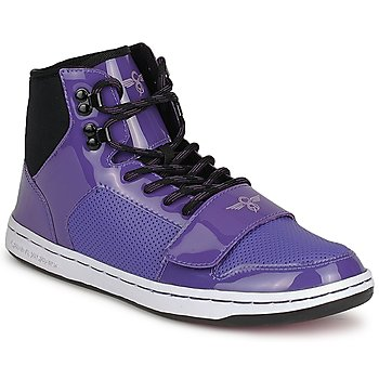 Shoes Women Hi top trainers Creative Recreation W CESARIO Purple