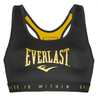 Clothing Women Sport bras Everlast EVL BRAND BR Black / Gold