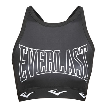 Clothing Women Sport bras Everlast DURAN Black / White