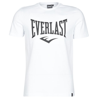 Clothing Men Short-sleeved t-shirts Everlast EVL LOUIS SS TS White