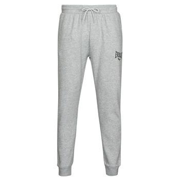 Clothing Men Tracksuit bottoms Everlast JOG-ANTS-AUDUBON Grey