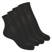 Clothes accessories Women Socks André DARK Black
