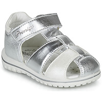 Shoes Girl Sandals Primigi 5365555 Silver