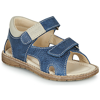 Shoes Boy Sandals Primigi 5410222 Blue / Grey