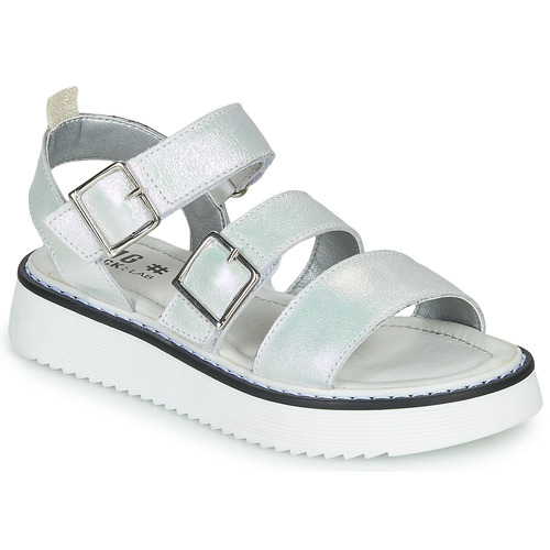 Shoes Girl Sandals Primigi 5436200 Silver