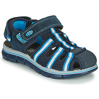 Shoes Boy Outdoor sandals Primigi 5392400 Marine / Blue