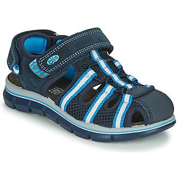 Shoes Boy Outdoor sandals Primigi  Marine / Blue