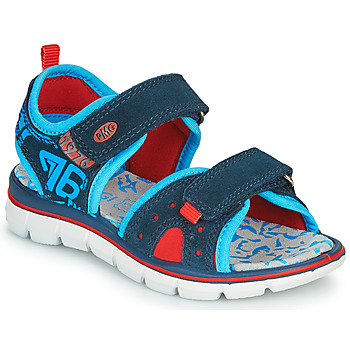 Shoes Boy Sandals Primigi 5392822 Marine / Blue / Red