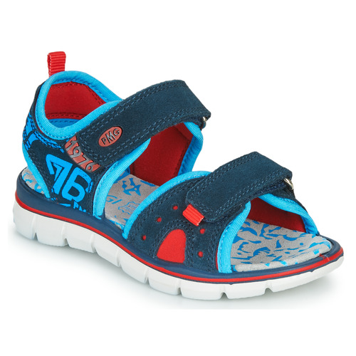 Shoes Boy Sandals Primigi  Marine / Blue / Red